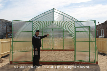 Greenhouse  «FARMER DROP 5m»
